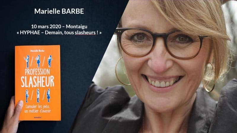 Marielle Barbe slasheur HYPHAE