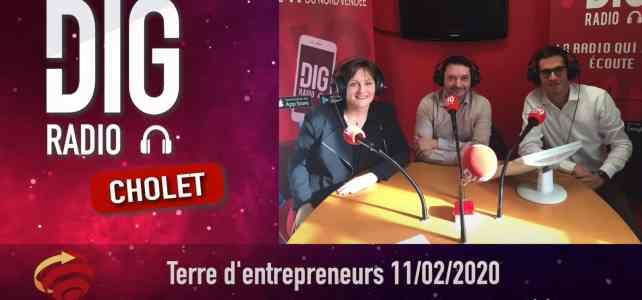 Terres d'Entrepreneurs DIG RADIO HYPHAE