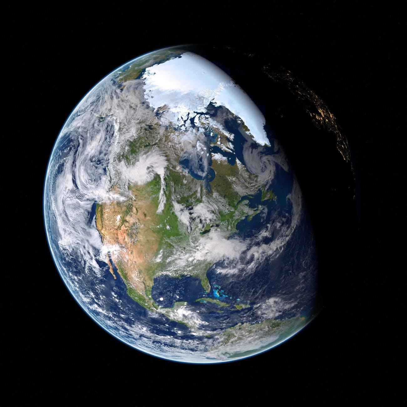 Planète Overview effect