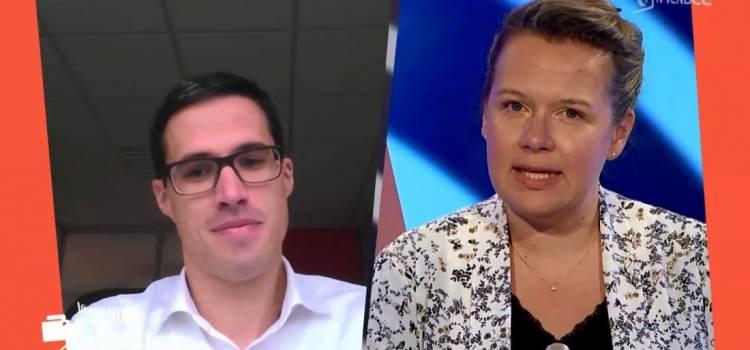 Interview TV Vendée – La Vendée en Direct – 9 Avril 2021